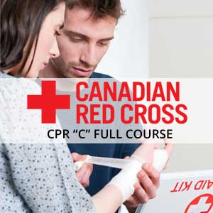 Canadian Red Cross CPR C