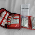 L1 First Aid Kit Open