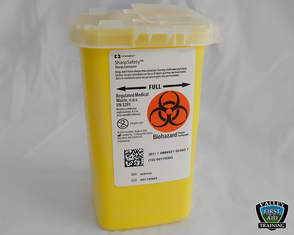 Sharps Container 1 QT